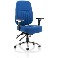 Sonix Barcelona Operator Chair - Blue
