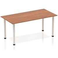 Sonix Rectangular Table, 1600mm, Walnut