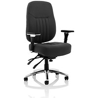 Sonix Barcelona Operator Chair - Black