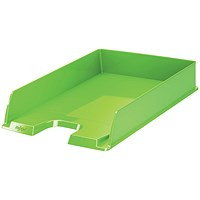 Rexel Choices Letter Tray, A4, Green