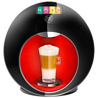 Nescafe Dolce Gusto Majesto Coffee Machine Automatic Descaling Alert Eco Mode 1.8L Black