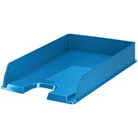 Rexel Choices Letter Tray, A4, Blue