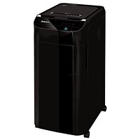 Fellowes AutoMax 350C Shredder Cross Cut 68 Litres P-4