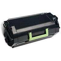 Lexmark 522H High Yield Black Laser Toner Cartridge