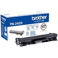 Brother TN2420 Black High Yield Laser Toner Cartridge