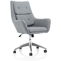Trexus Lily Executive Chair - Grey