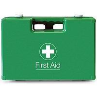 Click Medical 624B First Aid Box - Green