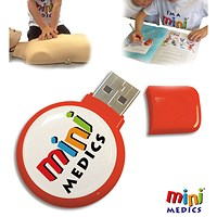 Click Medical Medic USB Mini Training Package