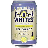 R-Whites Cloudy Lemonade - 24 x 330ml Cans
