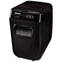 Fellowes AutoMax 200M Shredder Micro Cut 32 Litres P-5