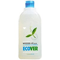 Ecover Washing-Up Liquid, 450ml, Pack of 2