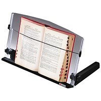 3M In-line Desktop Document Holder for Books with Elastic Line Guide