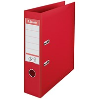 Esselte No. 1 Power A4 Lever Arch File - Red