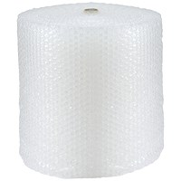 Jiffy Bubble Film Roll, Large Bubbles, 750mm x 50m