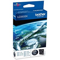 Brother LC985BK Black Inkjet Cartridge