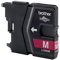 Brother LC985M Magenta Inkjet Cartridge