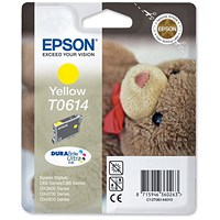 Epson T0614 Yellow Inkjet Cartridge