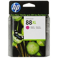 HP 88XL Magenta High Yield Ink Cartridge