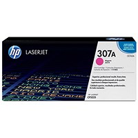 HP 307A Magenta Laser Toner Cartridge