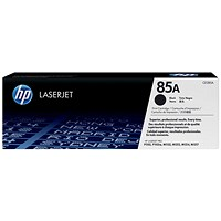 HP 85A Black Laser Toner Cartridge