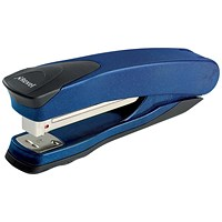 Rexel Taurus Full Strip Stapler - Metallic Blue
