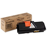 Kyocera TK-170 Black Laser Toner Cartridge