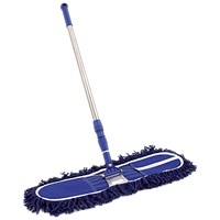 Bentley Dustbuster Sweeper with Telescopic Handle - 60cm Head