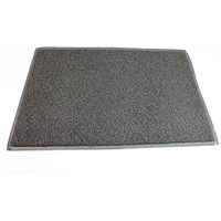Doortex Heavy Duty Twistermat, 600x900mm, Grey