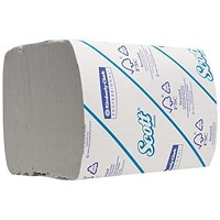 Scott Bulk Toilet Tissue, 2-Ply, White, 36 Rolls of 300 Sheets