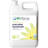 Ecoforce Handwash, 5 Litre, Pack of 2