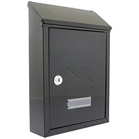 Post/Suggestion Box - Grey