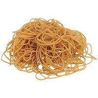 5 Star Rubber Bands - No.18, 76x1.5mm, 454g Bag