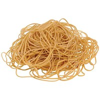 5 Star Rubber Bands - No.19, 89x1.5mm, 454g Bag