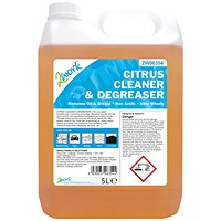 2Work Citrus Cleaner and Degreaser 5 Litre