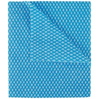 2Work Economy Cloth 420x350mm Blue (Pack of 50) 104420BLUE