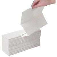 Leonardo 2-Ply Z-Fold Hand Towels White (Pack of 2250) HTL003DS