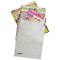 Keepsafe LightWeight Polythene Envelopes, C3, Peel & Seal, Opaque, Pack of 100