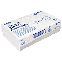 Scott Performance Hand Towels - 15 Sleeves of 212 Towels