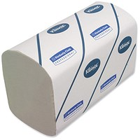 Kleenex Ultra Super Soft Hand Towels, 3-Ply, 30 Sleeves of 96 Towels