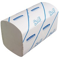 Scott Performance Hand Towels - 15 Sleeves of 274 Towels