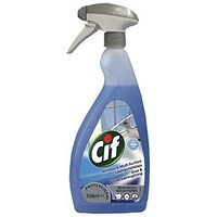 Cif Professional Window & Multi Surface Cleaner - 750ml
