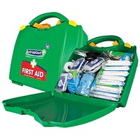 Wallace Cameron BS8599-1 Large Green Box First Aid Kit - 1-50 Users