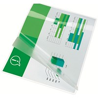 GBC A4 Laminating Pouches, Thin, 150 Micron, Glossy, Pack of 25