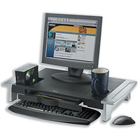 Fellowes Office Suites Monitor Riser, Large, 22kg Capacity