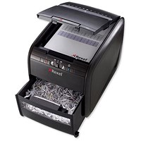 Rexel AutoPlus 60X Shredder Cross Cut 15 Litres P-3