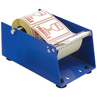 Bench Type Parcel Label Dispenser + 500 Labels
