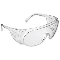 Polycarbonate Clear Lens Spectacles