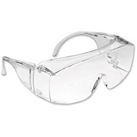 Spectacles Polycarbonate Clear Lens - Deep Box Style