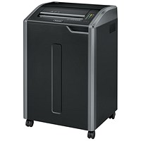 Fellowes Powershred 485Ci Shredder Cross Cut 132 Litres P-4
