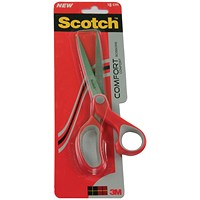 Scotch Comfort Scissors 180mm Stainless Steel Blades 1427